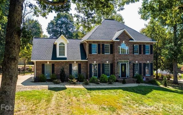 1555 Brookstone Drive, Hickory, NC 28602 (#3793687) :: Briggs American Homes