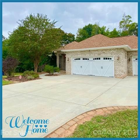 1170 Oak Creek Drive, Conover, NC 28613 (#3793809) :: LePage Johnson Realty Group, LLC