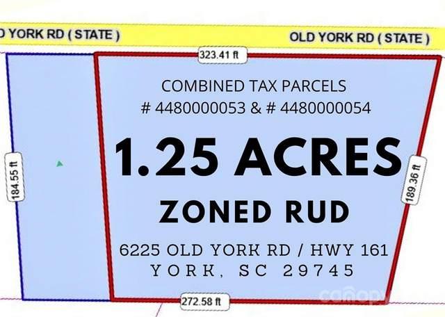 6225 Old York Road, York, SC 29745 (#3793833) :: MartinGroup Properties