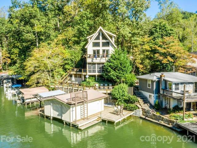 130 Edwards Point, Lake Lure, NC 28746 (#3793859) :: Carlyle Properties