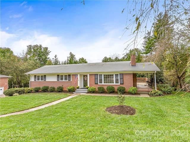 3 Oak Forest Court, Asheville, NC 28803 (#3793897) :: LePage Johnson Realty Group, LLC
