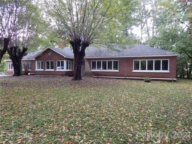 498 Love Lane, Waynesville, NC 28786 (#3793953) :: Ann Rudd Group