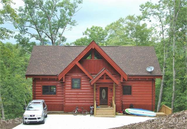 1029 Rainbow Circle, Lake Lure, NC 28746 (#3794037) :: Homes Charlotte