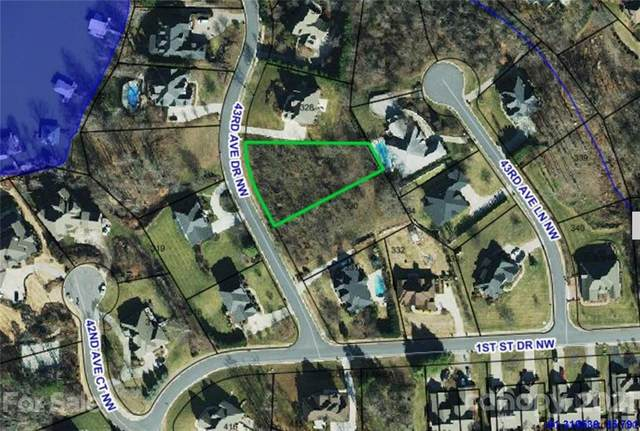 142 43rd Avenue Drive NW, Hickory, NC 28601 (#3794069) :: Premier Realty NC