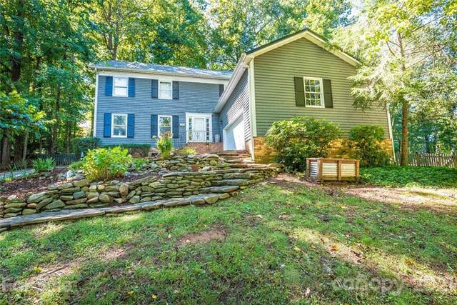 246 Deerfield Street SE, Lenoir, NC 28645 (#3794174) :: LePage Johnson Realty Group, LLC
