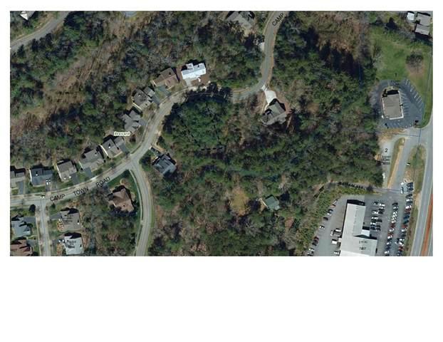 00 Camptown Road V48&V49, Brevard, NC 28712 (#3794187) :: Stephen Cooley Real Estate