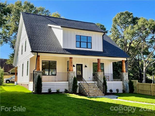 2833 Holt Street, Charlotte, NC 28205 (#3794283) :: Besecker & Maynard Group