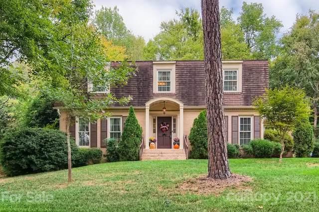 6921 Rocky Falls Road, Charlotte, NC 28211 (#3794284) :: LePage Johnson Realty Group, LLC