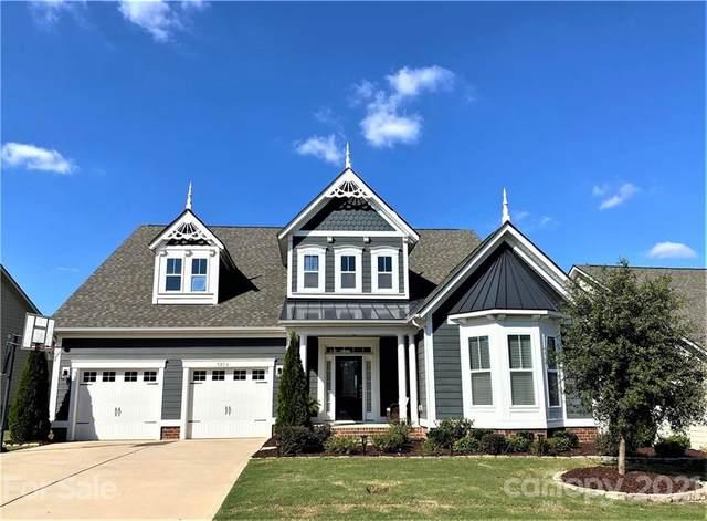 5016 Henshaw Road, Waxhaw, NC 28173 (#3794297) :: Homes Charlotte