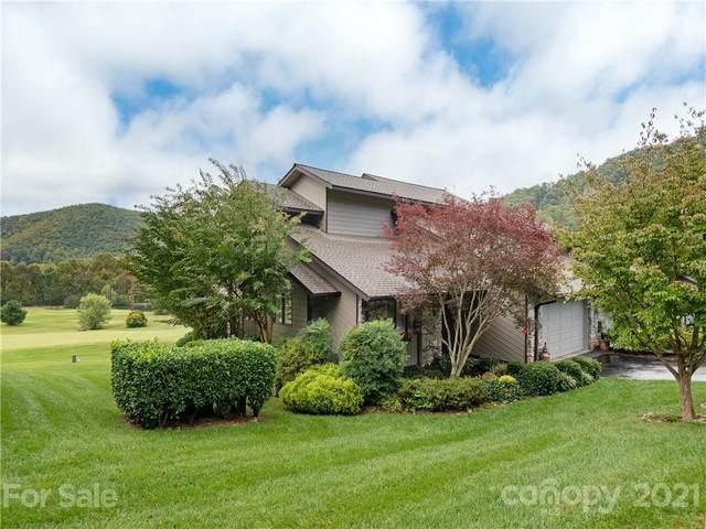38 La Vista Drive, Mills River, NC 28759 (#3794353) :: High Performance Real Estate Advisors