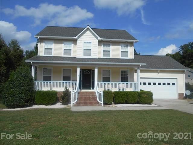 108 Brookstone Way, Salisbury, NC 28146 (#3794366) :: Briggs American Homes