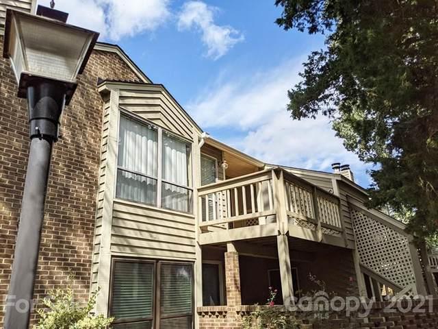 1608 Sharon Road W #48, Charlotte, NC 28210 (#3794501) :: LePage Johnson Realty Group, LLC