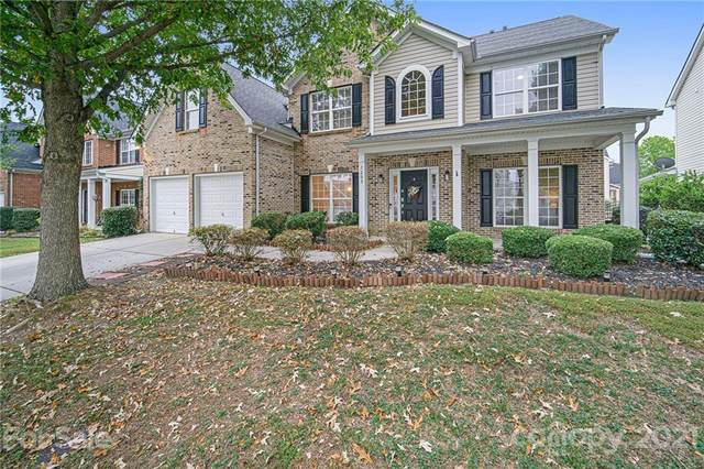 1209 Langdon Terrace Drive, Indian Trail, NC 28079 (#3794574) :: Briggs American Homes