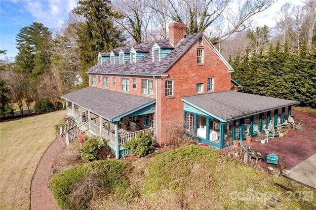 406 W State Street, Black Mountain, NC 28711 (#3794585) :: Modern Mountain Real Estate