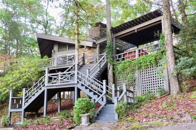 526 Campbell Drive, Pisgah Forest, NC 28768 (#3794586) :: High Vistas Realty