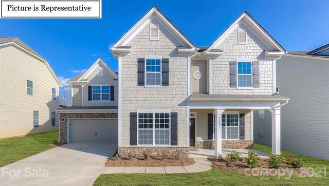 3205 Burnello Court, Iron Station, NC 28080 (#3794597) :: Carlyle Properties