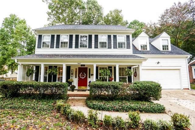 1667 Heather Glen Road, Kannapolis, NC 28081 (#3794701) :: Carolina Real Estate Experts