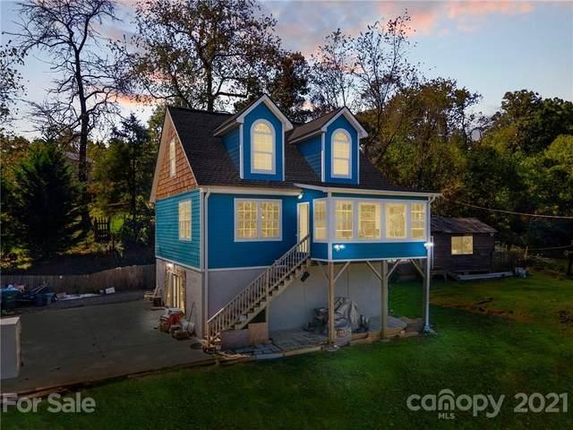 119 Aurora Vista Drive, Asheville, NC 28806 (#3794708) :: Lake Wylie Realty