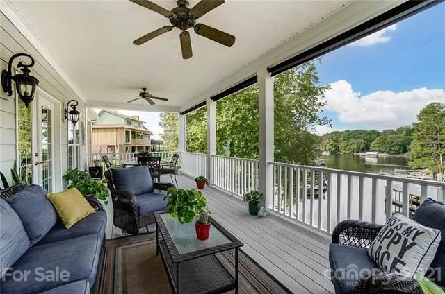 252 Greenbay Road, Mooresville, NC 28117 (#3794712) :: Cloninger Properties