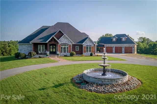 454 Legion Road, Lenoir, NC 28645 (#3794810) :: Keller Williams Realty Lake Norman Cornelius