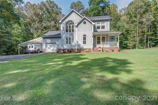 325 Holly Ridge Road, Dallas, NC 28034 (#3794864) :: Mossy Oak Properties Land and Luxury