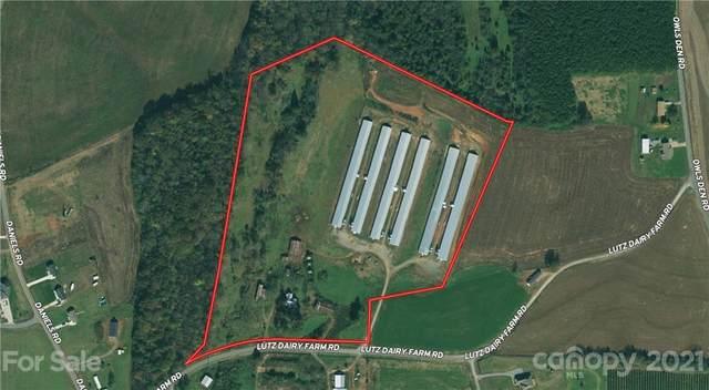 1623 Lutz Dairy Farm Road, Lincolnton, NC 28092 (#3794868) :: Scarlett Property Group