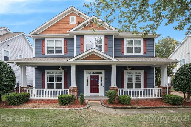 1407 Belmont Stakes Avenue, Indian Trail, NC 28079 (#3794907) :: Briggs American Homes