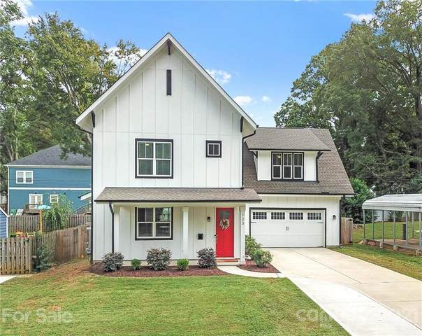 123 S Smallwood Place, Charlotte, NC 28208 (#3794920) :: The Ordan Reider Group at Allen Tate