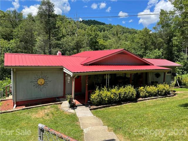 327 Upper Hanging Rock Road, Spruce Pine, NC 28777 (#3794941) :: The Premier Team at RE/MAX Executive Realty