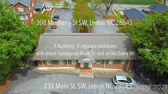 233 Main Street SW, Lenoir, NC 28645 (#3795026) :: Modern Mountain Real Estate