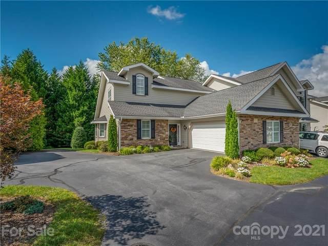 161 Towne Place Drive, Hendersonville, NC 28792 (#3795027) :: Todd Lemoine Team