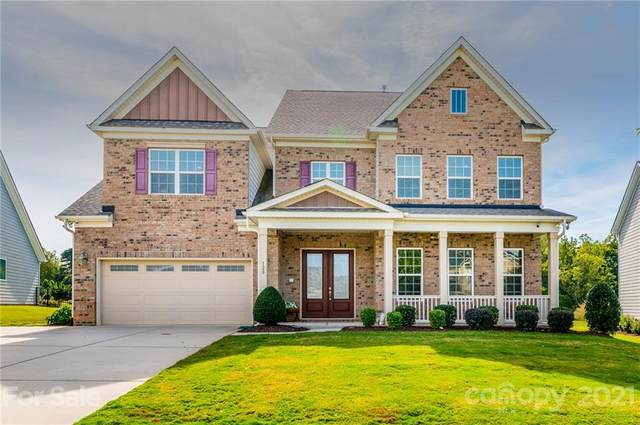 120 Eagles Landing Drive, Mooresville, NC 28117 (#3795096) :: Lake Wylie Realty