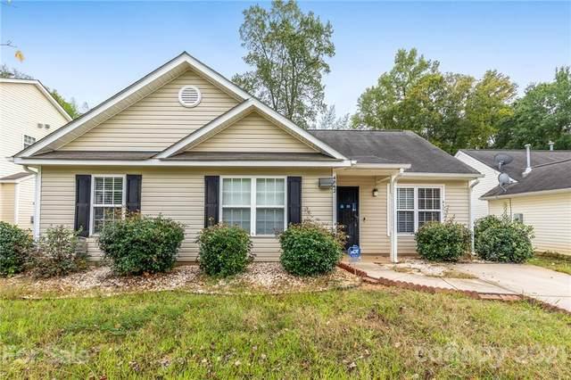 4842 Elizabeth Road, Charlotte, NC 28269 (#3795155) :: Briggs American Homes