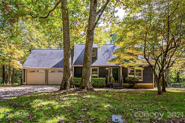 158 Scarlet Drive, Fletcher, NC 28732 (#3795185) :: BluAxis Realty