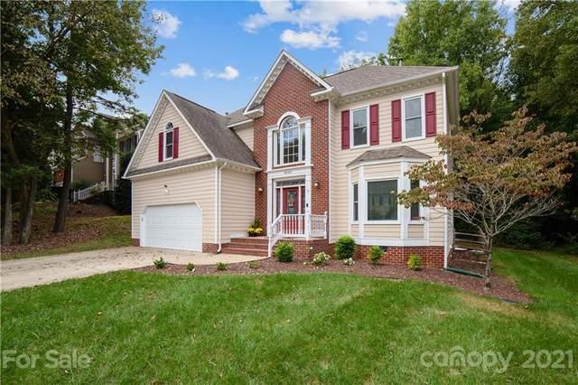 4900 Chestnut Knoll Lane, Charlotte, NC 28269 (#3795197) :: LePage Johnson Realty Group, LLC