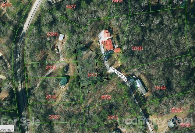 lot 20 Cheyenne Drive, Marion, NC 28752 (#3795200) :: Stephen Cooley Real Estate