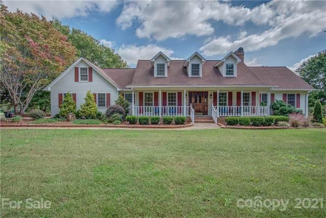 3035 Longwood Drive, Shelby, NC 28152 (#3795234) :: The Premier Team at RE/MAX Executive Realty