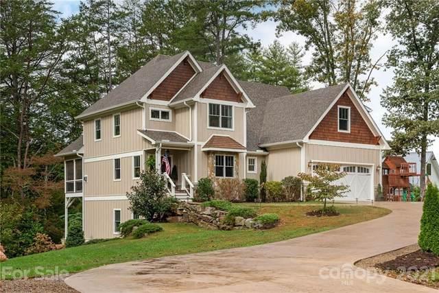 4 Crossings Circle, Fairview, NC 28730 (#3795307) :: High Performance Real Estate Advisors
