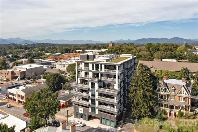 145 Biltmore Avenue #301, Asheville, NC 28801 (#3795317) :: Odell Realty