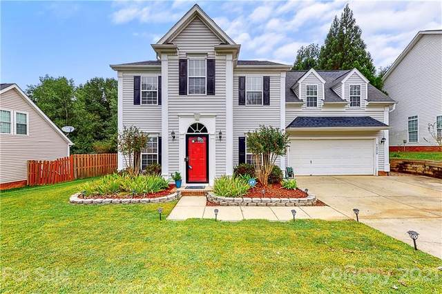 14018 Hatton Cross Drive, Charlotte, NC 28278 (#3795324) :: Premier Realty NC
