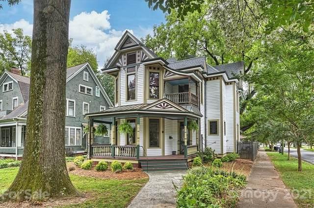 400 E Kingston Avenue, Charlotte, NC 28203 (#3795326) :: The Zahn Group