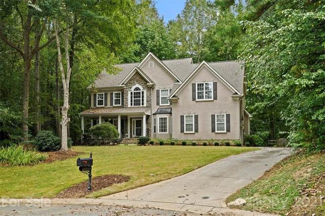 3105 Shady Knoll Court, Clover, SC 29710 (#3795373) :: Homes Charlotte