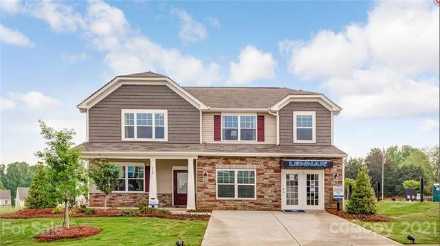 108 Rooster Tail Lane #169, Troutman, NC 28166 (#3795400) :: LePage Johnson Realty Group, LLC