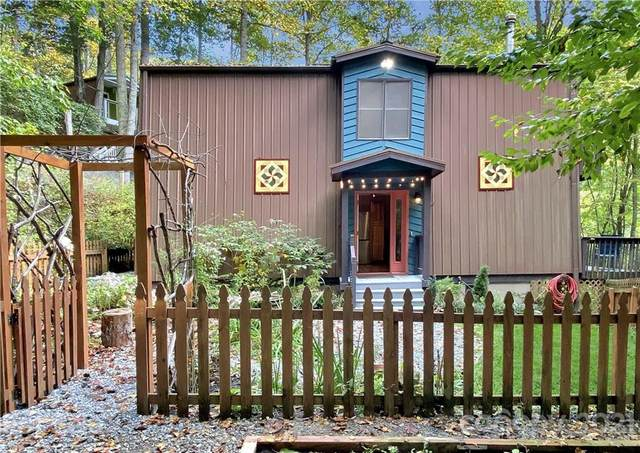48 Chalet Place, Maggie Valley, NC 28751 (#3795413) :: Homes Charlotte