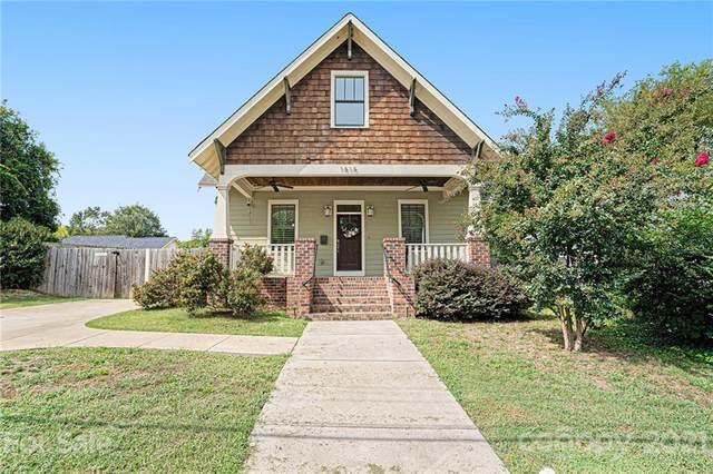 1815 Harrill Street, Charlotte, NC 28205 (#3795447) :: Homes Charlotte
