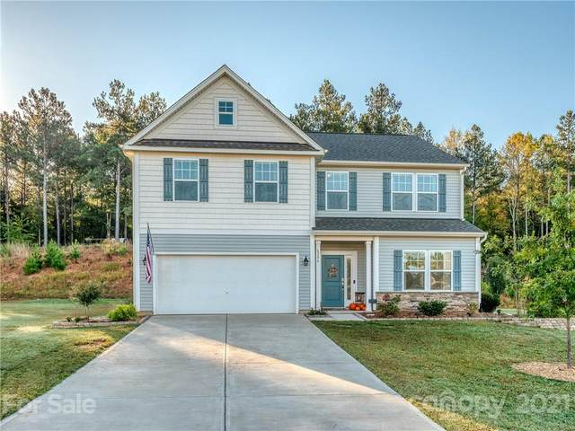 6206 Hawk View Road, Waxhaw, NC 28173 (#3795502) :: Cloninger Properties