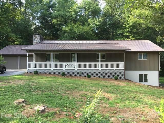 21 Sitton Road, Sylva, NC 28779 (#3795534) :: Homes with Keeley | RE/MAX Executive