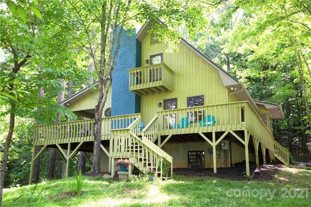 19 Crest Circle Drive, Weaverville, NC 28787 (#3795549) :: Homes with Keeley   RE/MAX Executive