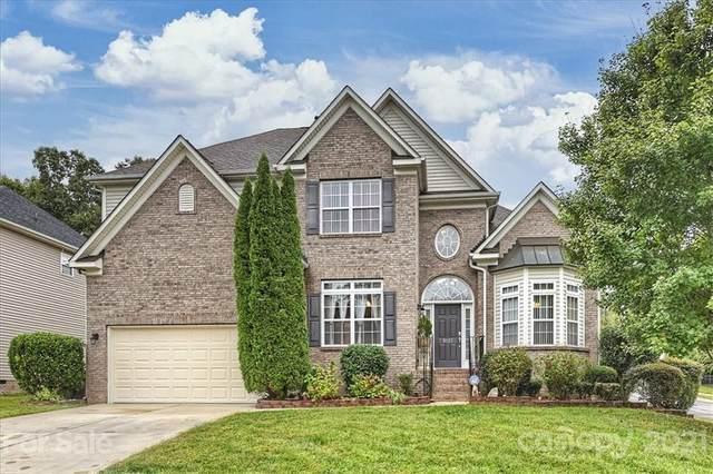 8121 Brisbin Drive, Waxhaw, NC 28173 (#3795599) :: LePage Johnson Realty Group, LLC