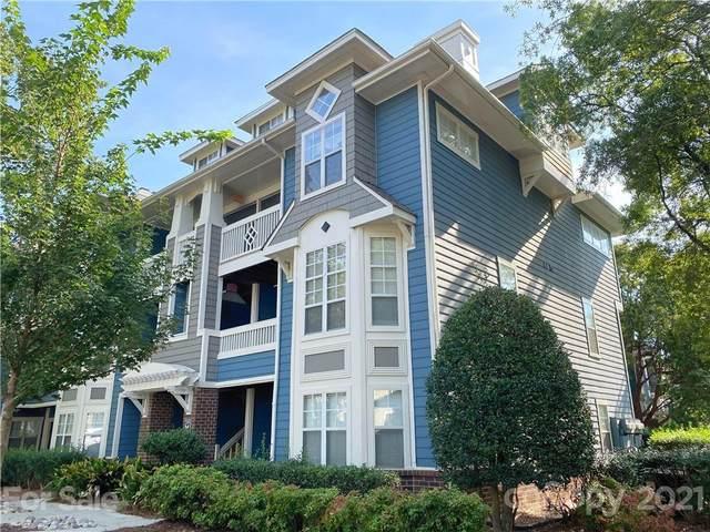 2209 Sumner Green Avenue U, Charlotte, NC 28203 (#3795603) :: The Zahn Group